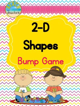 2D Shapes Bump Game