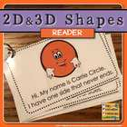 2D Shapes READER