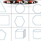 2.G.1 Shapes Bingo