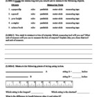 (2.MD.1 &amp; 2.MD.4) Measure Length -2nd Grade Math Worksheet