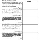 (2.OA.1) Word Problems -[2 Step] 2nd Grade Common Core Mat
