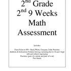 2nd Grade 2nd Nine Weeks Assessment