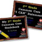 2nd Grade Common Core BUNDLE