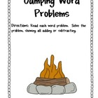 2nd Grade Common Core Camping Word Problems