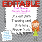 2nd Grade Common Core: ELA/Literacy *ALL STANDARDS* {Stude