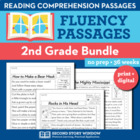 2nd Grade Common Core Fluency Homework