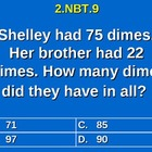 2nd Grade Common Core Math Addition & Subtraction Strategy