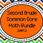 2nd Grade Common Core Math Bundle - 2.NBT.3