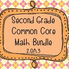 2nd Grade Common Core Math Bundle - 2.OA.3