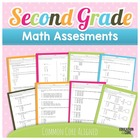 2nd Grade Common Core Math Standards Assessments