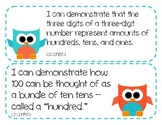 "2nd Grade Common Core Math Standards -  ""I Can"" Statements"