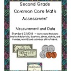 2nd Grade Common Core Money Pre-Assessment