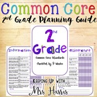 2nd Grade Common Core Pacing Chart