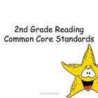 2nd Grade Common Core Reading Standards for Posting-Starfish