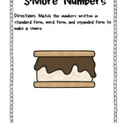 2nd Grade Common Core S&#039;More Numbers