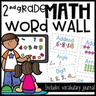 2nd Grade Common Core Standards Math Vocabulary