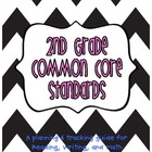 2nd Grade Common Core Standards