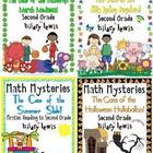 2nd Grade Math Mysteries 9 Pack - Now a Download!