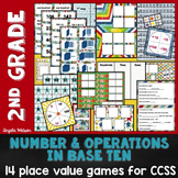2nd Grade Number & Operations in Base Ten: 14 CCSS place v