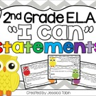 2nd Grade Reading Common Core I Can Statements