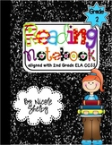 2nd Grade Reading Interactive Notebook (aligned with the C