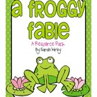 2nd Grade Reading Street - A Froggy Fable