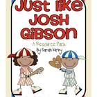 2nd Grade Reading Street - Just Like Josh Gibson