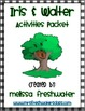 2nd Grade Reading Street Unit 1.1 Iris & Walter Activities Packet