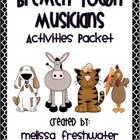 2nd Grade Reading Street Unit 2.4 Bremen Town Musicians Ac