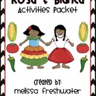2nd Grade Reading Street Unit 3.4 Rosa and Blanca Activiti