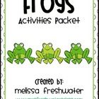 2nd Grade Reading Street Unit 4.3 FROGS Supplemental Activ
