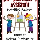 2nd Grade Reading Street Unit 5.5 The Signmaker&#039;s Assistan