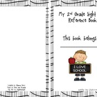 2nd Grade Sight Word Assessment Book