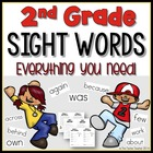 2nd Grade Sight Word/Word Wall Program