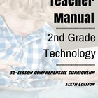 2nd Grade Technology: 5th Edition--32 Lessons Every Second