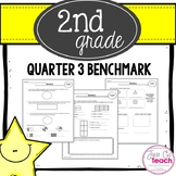 2nd Grade Third Quarter Math Assessment