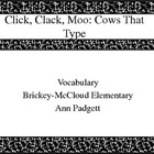 2nd Grade Treasures Vocabulary Powerpoint for Click,Clack,