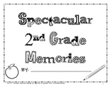 2nd grade Memory Book - An End of the Year Activity