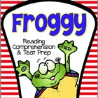 2nd grade - Test Prep:  Reading Comprehension - Froggy