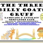3 Billy Goats Gruff Speech & Language Companion Pack