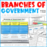 3 Branches of Government Unit