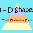 3-D Shapes ppt