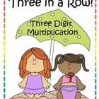3 Digit Multiplication