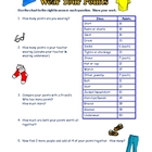 3 FREE  Math Enrichment Worksheets!
