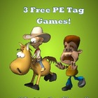 "3 Free PE Tag Games - ""Cut to the Chase"""