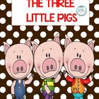 3 Little Pigs Book & Book Buddy