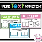 3 Reading Text Connection Posters