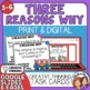 3 Reasons Why Task Cards: 24 Lateral Thinking Challenges!