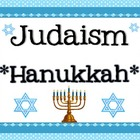 3 World Religions & Holidays - Christianity, Judaism, Islam