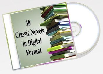 30 Classic Novels in Digital Format